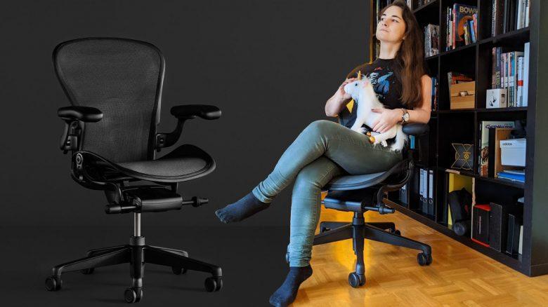 Aeron Gaming Stuhl