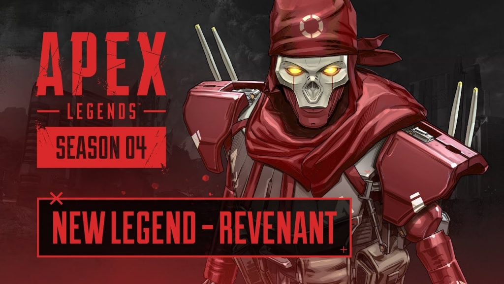 Neue Legende in APEX Legends Saison 4: Revenant