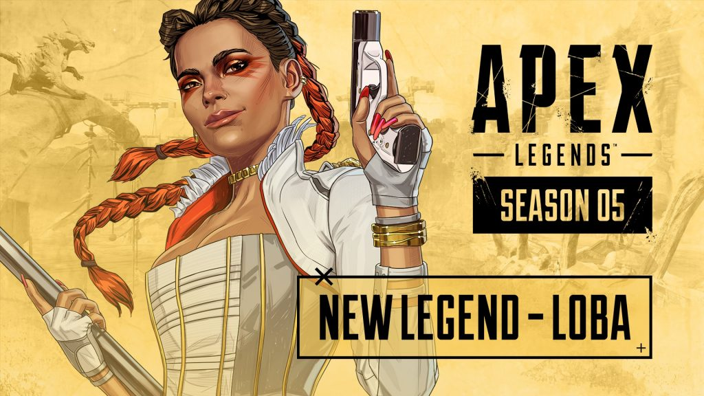 Apex Legends Saison 5: Neue Legende Loba