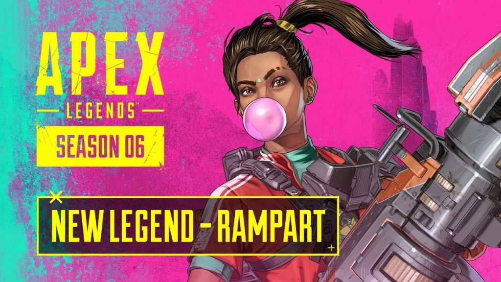 APEX Legends: Neue Legende in Saison 6 - Rampart
