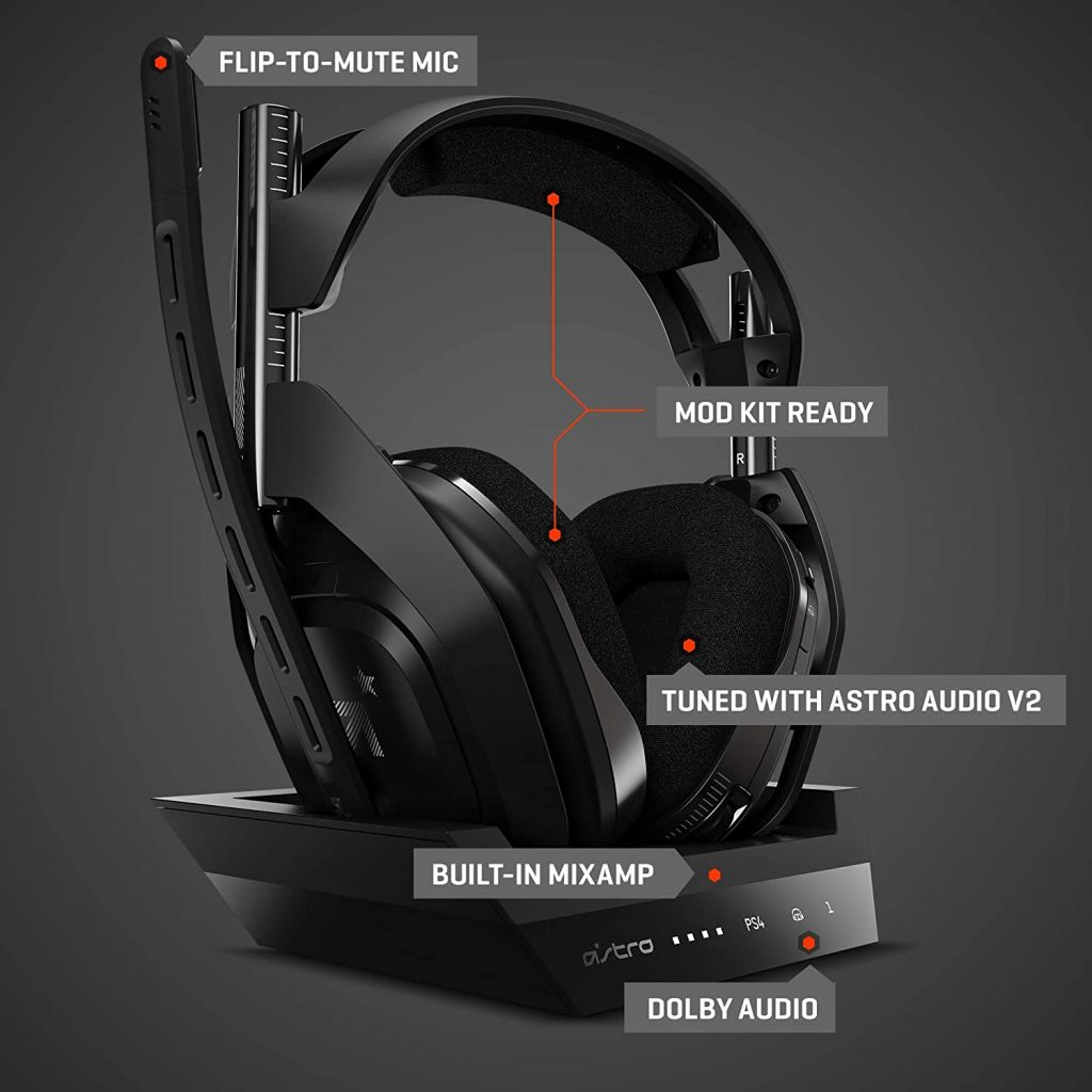 Astro A50 Details