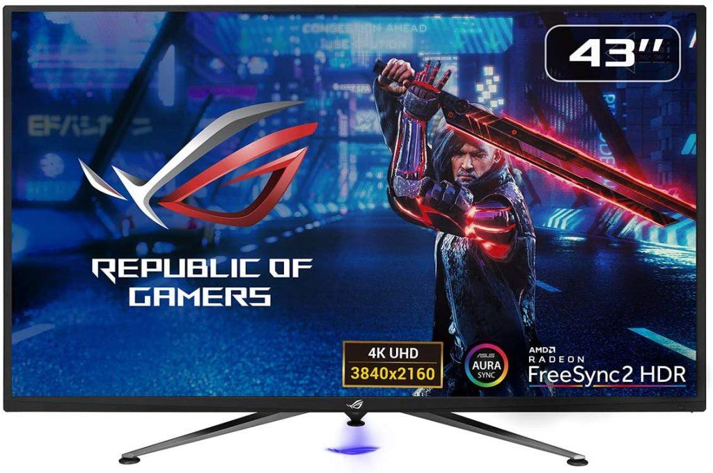 Asus ROG Strix Gaming-Monitor 43 Zoll