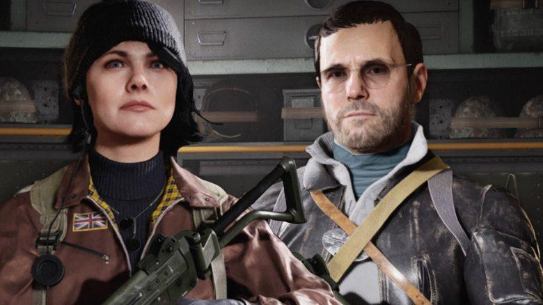 Call of Duty Cold War Operators Titel