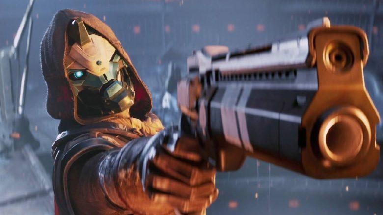 Cayde Destiny NPC Jäger Waffe Titel