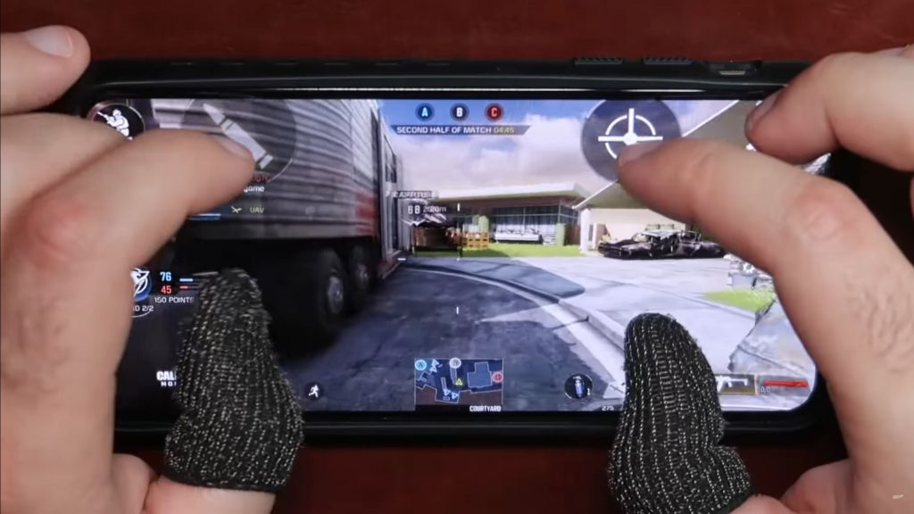 CoD Mobile 6 Finger Claw Jokesta