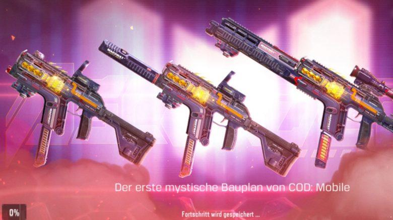 Die 1. mythische Waffe in CoD Mobile ist super, aber auch super-teuer