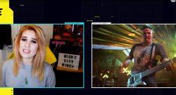 Cyberpunk-Twitch-Musik