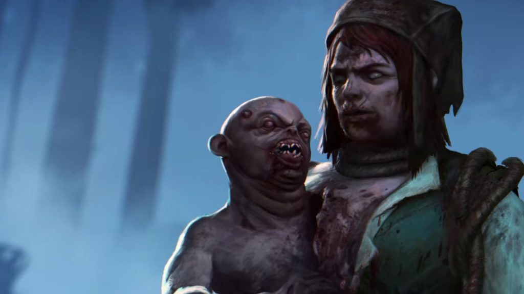 Dead by Daylight Twins Charlotte Victor titel title 1280x720