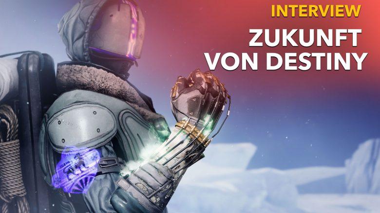 Hängt die Zukunft von Destiny an Beyond Light? Bungie sagt es uns im Interview