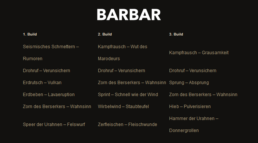 Diablo 3 Barbar Klon Season 22