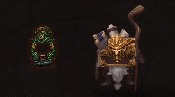 Diablo 3 Cain Chronic Begleiter