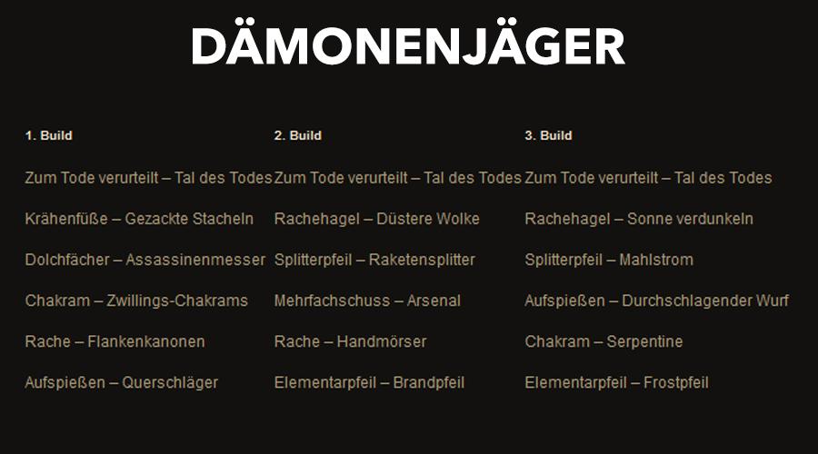 Diablo 3 Dämonenjäger Klon Season 22