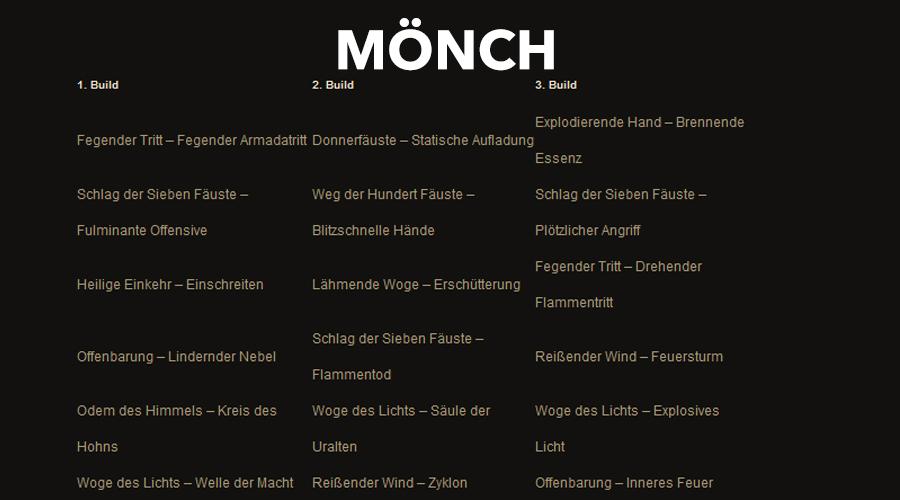 Diablo 3 Mönch Klon Season 22