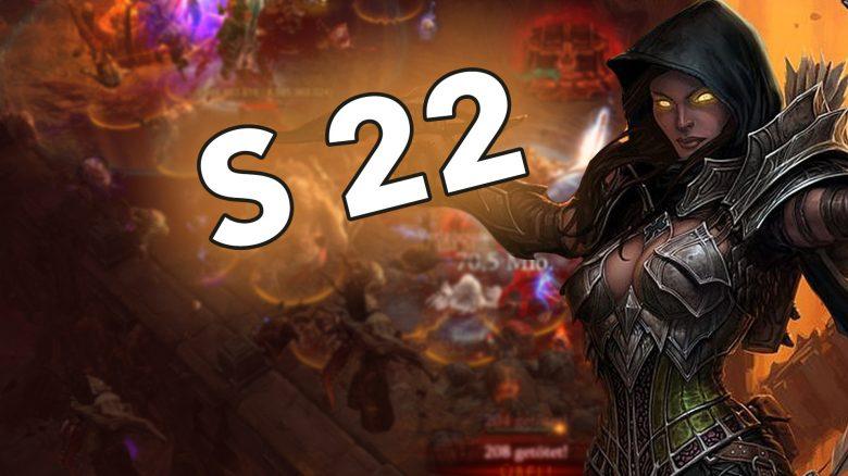 Diablo 3 Season 22 Dämonenjäger Titel