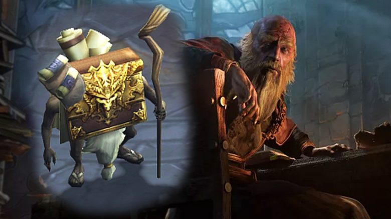 Diablo 3 Season 22 Deckard Cain Titel