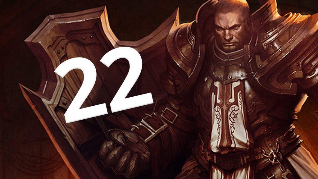 Diablo 3 Season 22 Titel Crusader