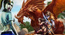 Eingestellte MMORPGs