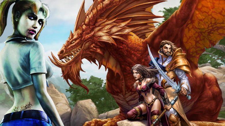 6 MMORPGs, die nie erschienen sind, obwohl sie super-spannend aussahen