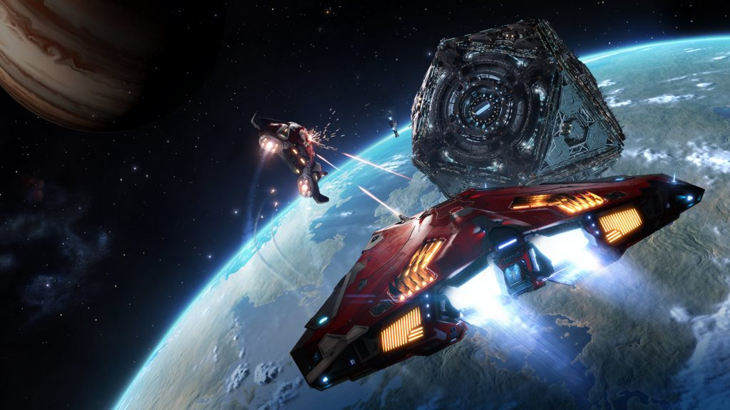 Elite Dangerous Free Epic Games Store