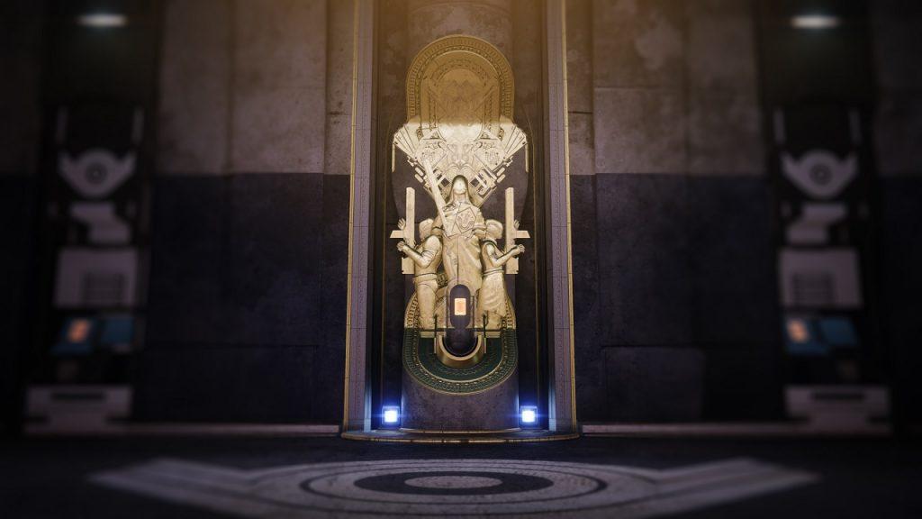 Exotische Archiv Monument der Verlorenen Lichter Destiny 2 Beyond Light Titel