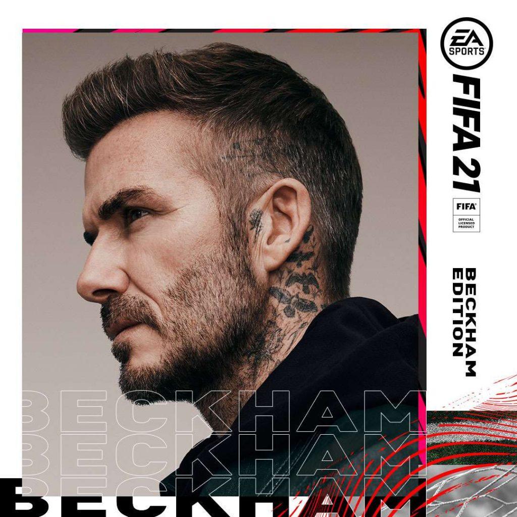 FIFA 21 Beckham Cover
