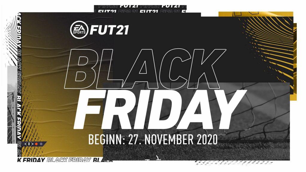 FIFA 21 Black Friday