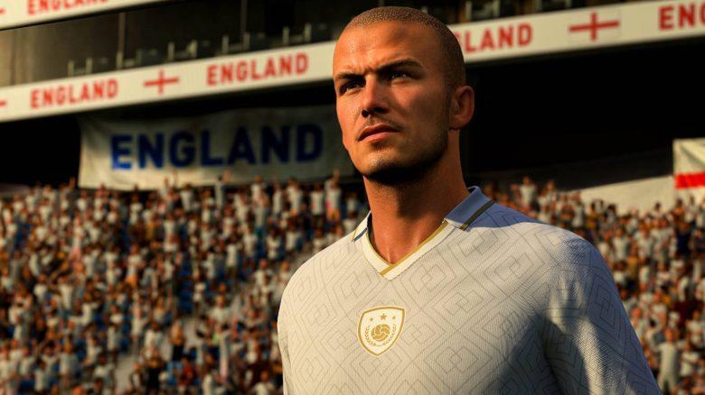 FIFA 21 David Beckham Ikone