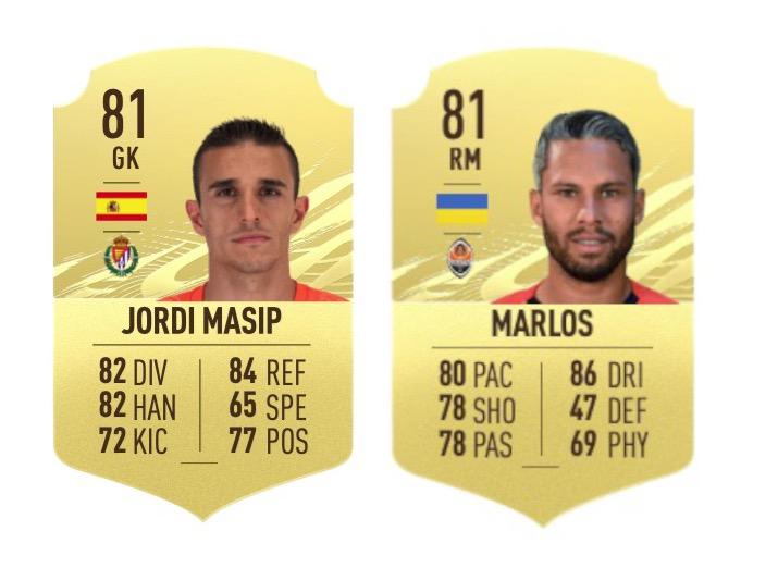 FIFA 21 Durchschnitt
