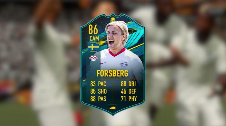FIFA 21 bringt starken Forsberg als SBC-Belohnung – Aber lohnt er sich?