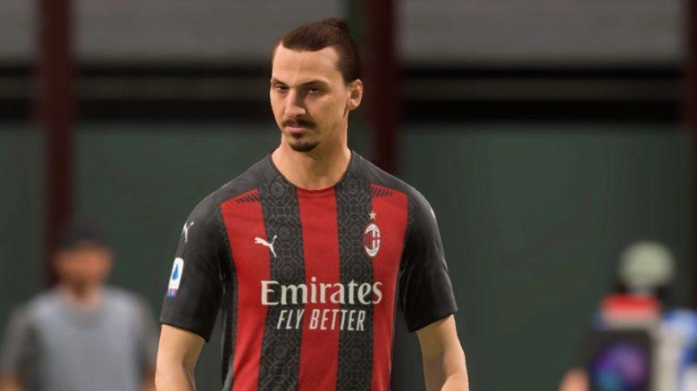 FIFA 21 Ibrahimovic
