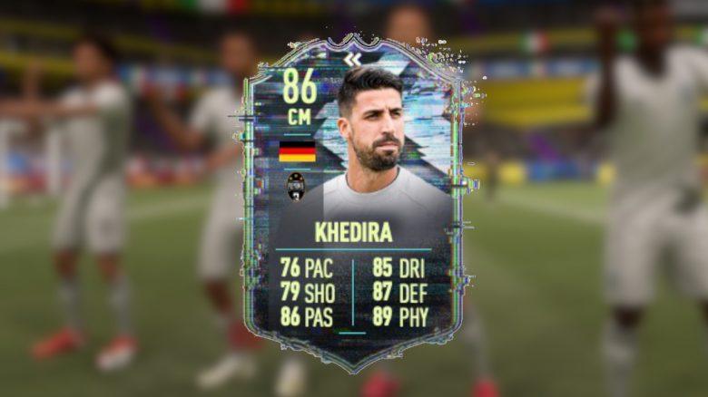 FIFA 21: Khediras neue Karte ist teuer, doch das starke Upgrade lohnt sich