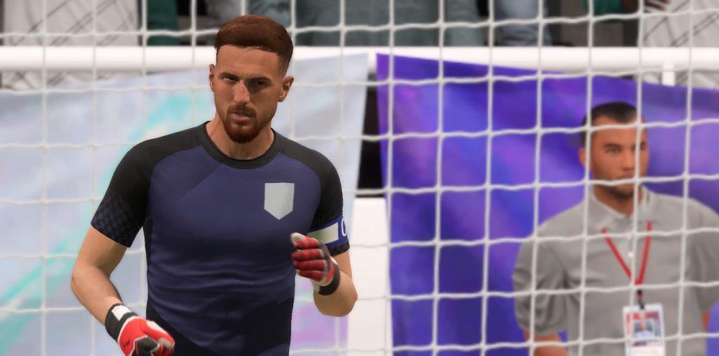 FIFA 21 Keeper