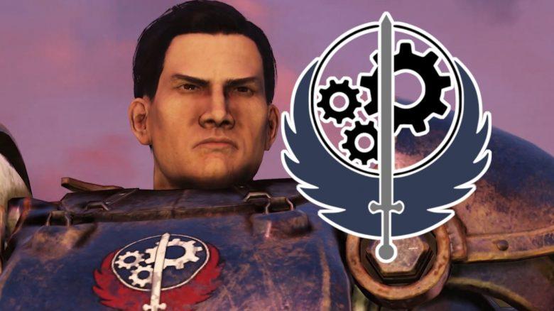 Fallout 76 BoS Shin TItel 4