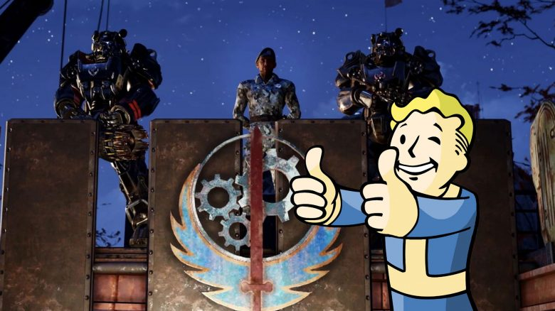 Fallout 76 - Positive Bewertungen Steel Dawn