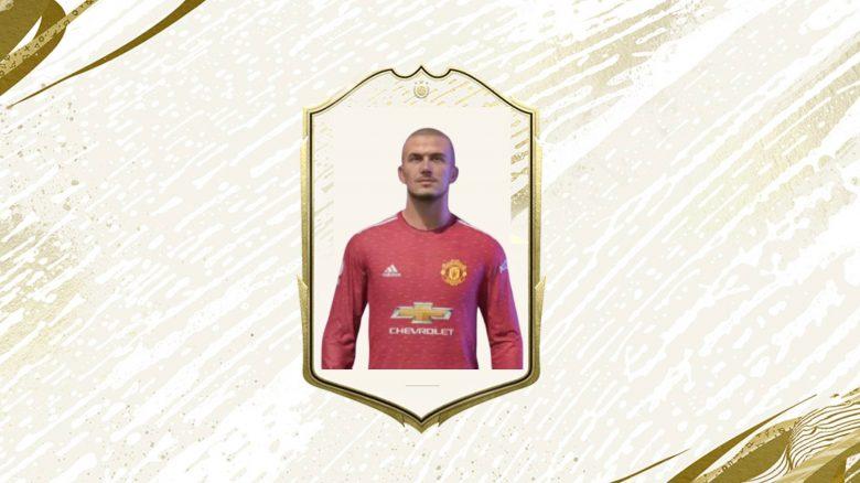 FIFA 21: Leak deutet neue Icon-Karte für David Beckham an – Was ist dran?