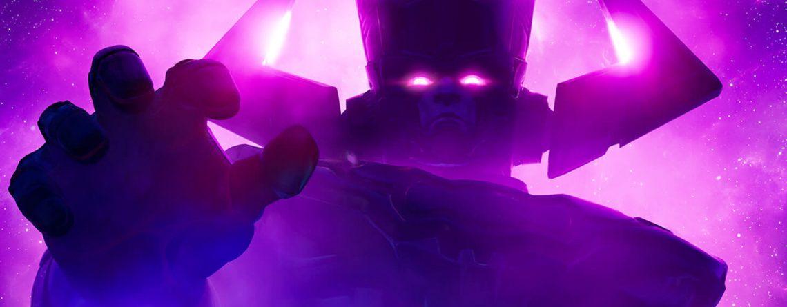 Fortnite Live Event Galactus