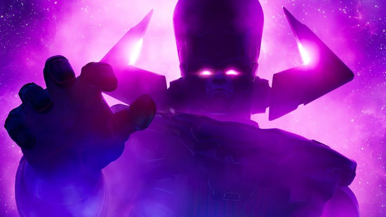 Fortnite Live Event Galactus