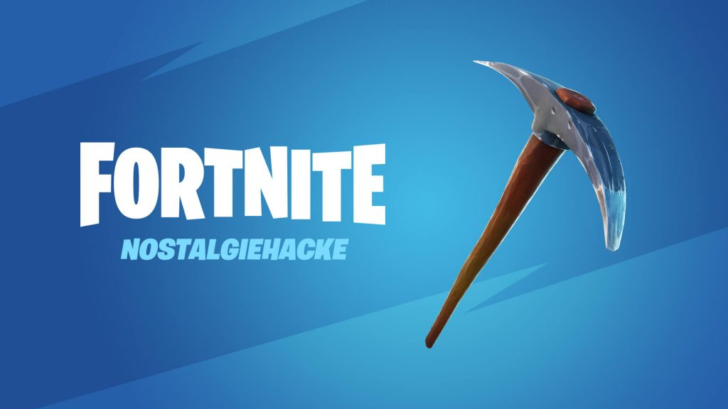 Nostalgie-hacke Fortnite