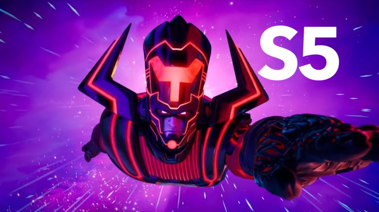 Fortnite Season 5 Galactus Titel