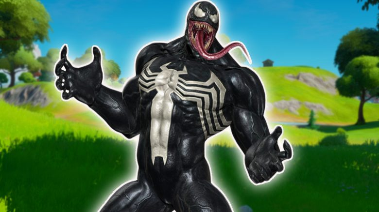 Fortnite venom skin titel