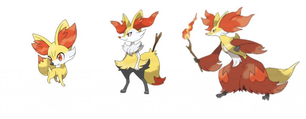Fynx Familie Pokemon GO