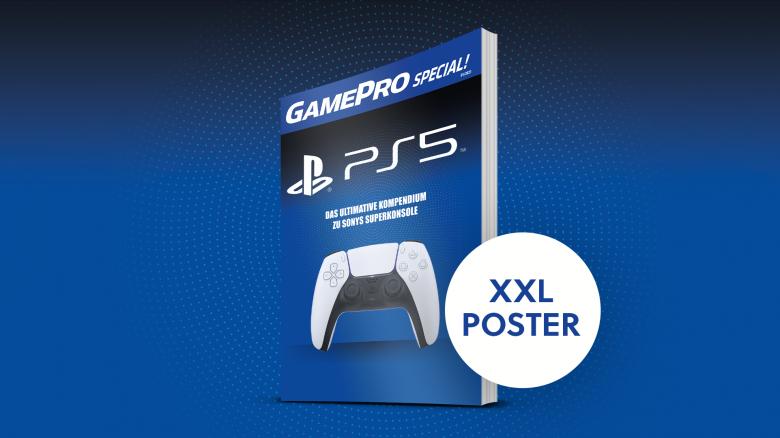 Besser Next-Gen spielen mit unserem Sonderheft zur PlayStation 5
