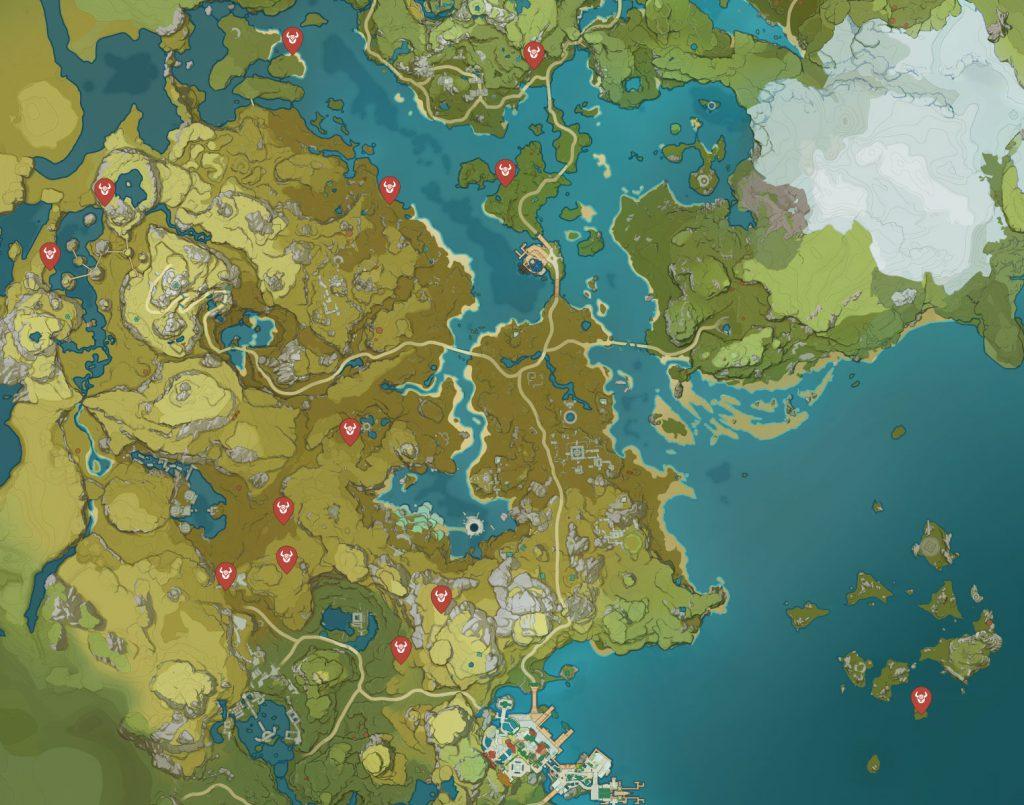 Genshin-Impact-GEO-Drachenechsen-Location
