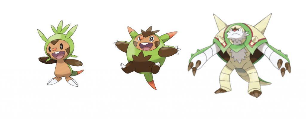 Igamaro Familie Pokemon GO