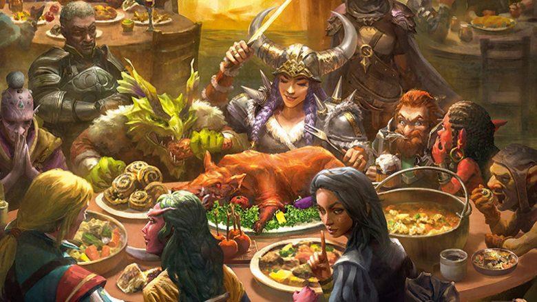 Wieso kann man in MMORPGs eigentlich essen, um sich zu heilen?