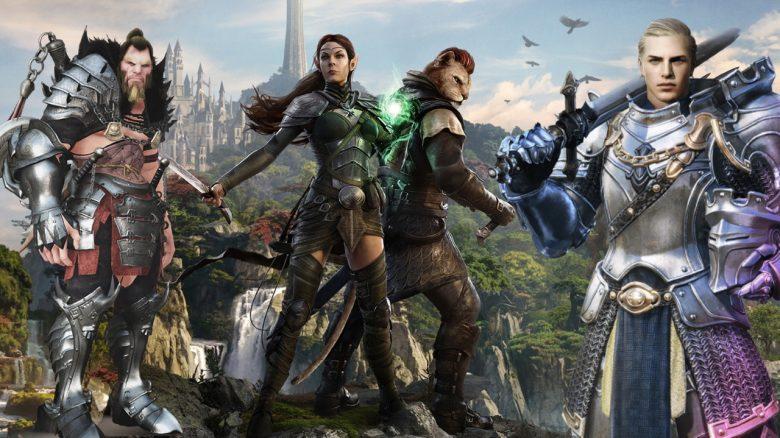 Die 5 besten MMORPGs, die ihr zum Launch der PS5 und Xbox Series X spielen könnt