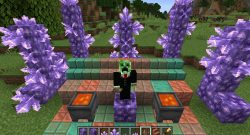 Minecraft Amethyst titel 1280x720