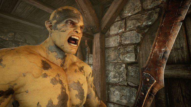 Mortal Online 2 Krieger