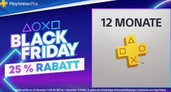 PS Plus black Firday ps store