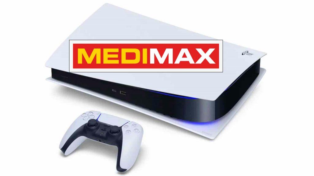 PS5 Medimax